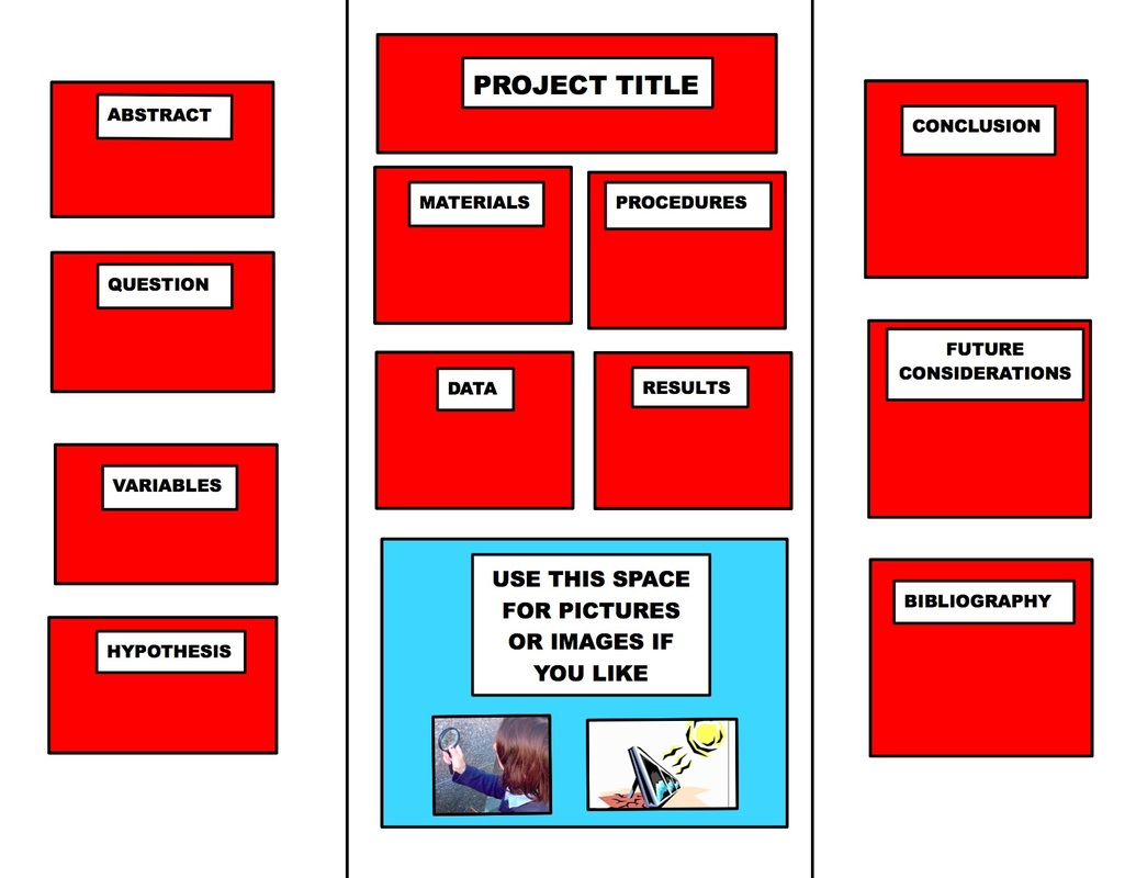 Presenting Your Research Poster GEORGE WASHINGTON CARVER - Layout of a science fair board